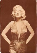 act510089 - Marilyn Monroe Movie Poster Postcard