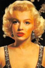 act510097 - Marilyn Monroe Movie Poster Postcard