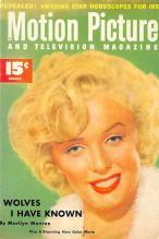 act510103 - Marilyn Monroe Movie Poster Postcard