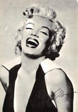 act510119 - Marilyn Monroe Movie Poster Postcard