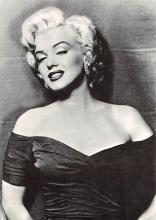 act510123 - Marilyn Monroe Movie Poster Postcard