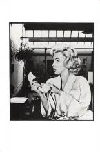 act510127 - Marilyn Monroe Movie Poster Postcard