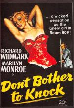 act510143 - Marilyn Monroe Movie Poster Postcard