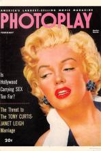act510159 - Marilyn Monroe Movie Poster Postcard