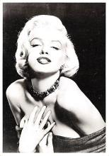 act510167 - Marilyn Monroe Movie Poster Postcard