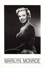 act510177 - Marilyn Monroe Movie Poster Postcard