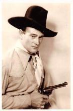 act530003 - John Wayne Movie Poster Postcard