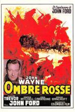 act530013 - John Wayne Movie Poster Postcard