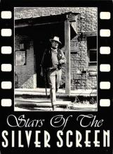 act530015 - John Wayne Movie Poster Postcard