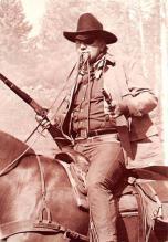 act530017 - John Wayne Movie Poster Postcard