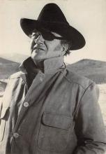 act530019 - John Wayne Movie Poster Postcard