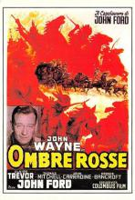 act530043 - John Wayne Movie Poster Postcard