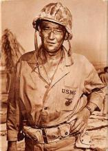 act530047 - John Wayne Movie Poster Postcard