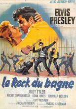 act540023 - Elvis Presley Movie Poster Postcard
