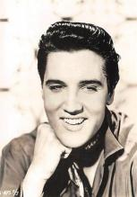 act540031 - Elvis Presley Movie Poster Postcard