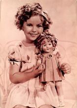 act550017 - Shirley Temple Movie Poster Postcard
