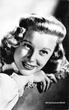 act_001006 - June Allyson Post Card Movie Film Star Postcard