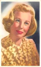 act_001032 - June Allyson Postcard Actress, Movie Star Post Card