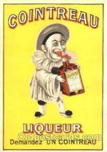 adv000019 - Advertising Cointreau Liqueur Postcard Post Card
