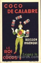 adv000027 - Advertising Co Co De Calabre Postcard Post Card