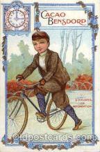 adv000038 - bicycles, cycling postcard Post Card