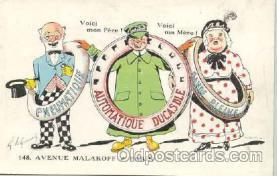 adv001026 - Advertising Postcard Post Card