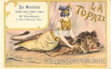 adv001085 - Advertising Postcard Post Card