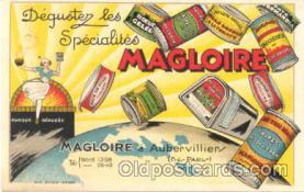 adv001105 - Advertising Postcard Post Card