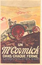 adv001153 - McCormick Tractors Advertising Postcard Post Card