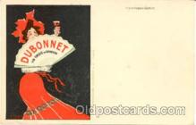 adv001166 - Dubonnet Advertising Postcard Post Card