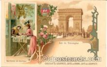 adv001191 - Chocolat Des Gourmets Advertising Postcard Post Card