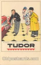 adv001221 - Tudor Advertising Postcard Post Card