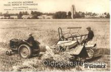 adv001272 - McCormick Tractors Advertising Postcard Post Card