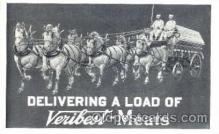 adv001319 - Veribest Meats, Advertising Postcard Post Card