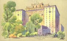 adv001335 - Olympic Hotel Seattle, Advertising Postcard Post Card
