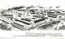 adv001363 - Pure Food Factories, Postum Cerial Co., Battle Creek Michigan, USA, Advertising Postcard Post Card