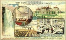 adv001368 - Shredded Wheat Biscuit & Triscuit, Advertising Postcard Post Card