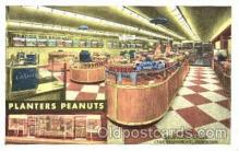 adv001383 - Planters Peanuts, 1560 Broadway, New York, Advertising Postcard Post Card