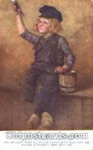 adv001414 - The Dutch Boy Painter, Advertising Postcard Post Card
