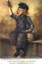 adv001429 - The Dutch Boy Painter, Advertising Postcard Post Card