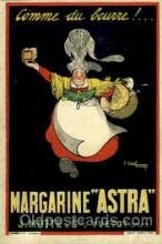 adv001459 - Margarine Astra Advertising Postcard Post Card