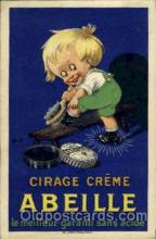 adv001465 - Cirage Crème Advertising Postcard Post Card