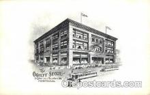 adv001569 - The Ogilvy store, Montreal Advertising Postcard Post Card