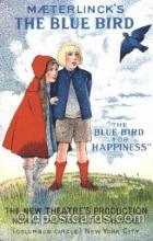 adv001594 - Maeterlinck's, The Blue Bird Advertising Postcard Post Card