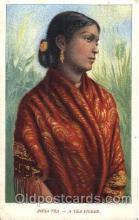 adv001612 - India Tea Advertising Postcard Post Card