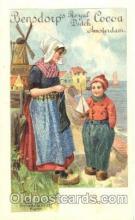 adv001618 - Bensdorp, Dutch Cocoa Advertising Postcard Post Card