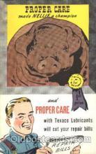 adv001624 - Texaco Advertising Postcard Post Card
