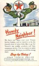 adv001659 - Texaco Service Station Advertising Post Card Post Card