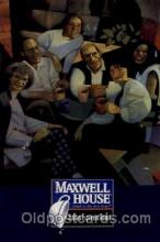 adv001677 - Maxwell House Italian Espresso Roast Advertising Post Card Post Card