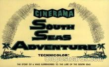 adv001717 - Cinerama South Seas Adventure Advertising Post Card Post Card